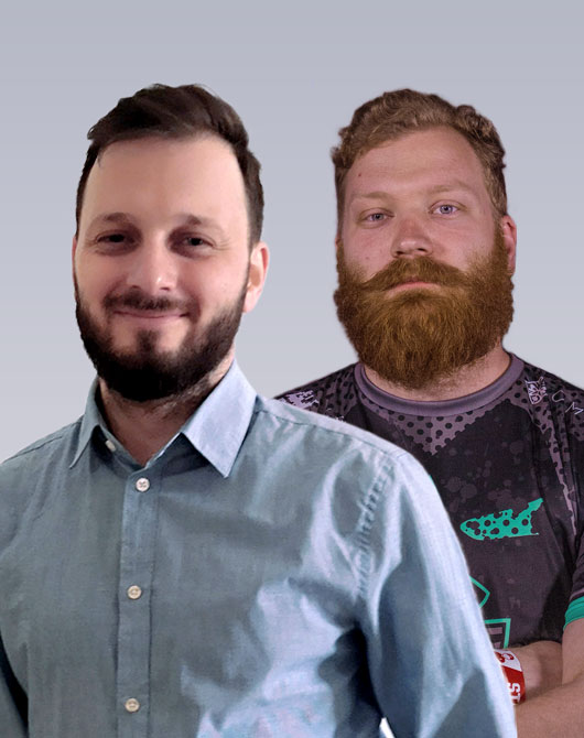 Gács Bence és Novák Bence